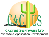 Cactus Software - Nelson Website + Application Development and Web Hosting